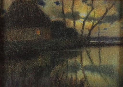 Giuseppe DANIELI - Peinture - Intimità
