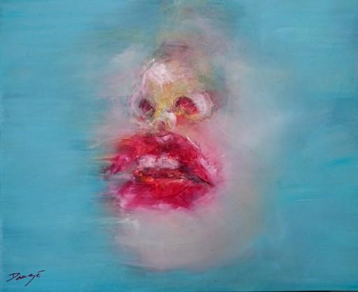 Sabine DANZE - Painting - Skyline 2.8.9