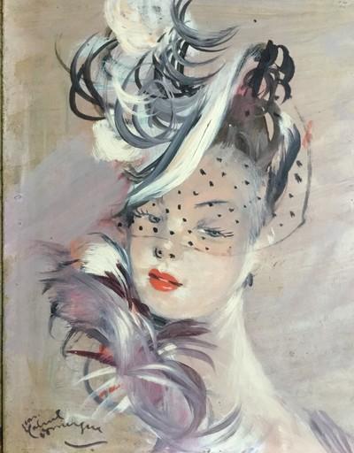 Jean Gabriel DOMERGUE - Painting - MARSA