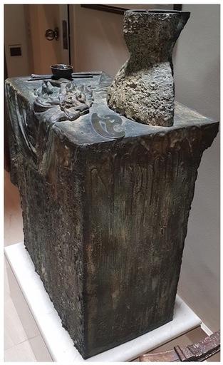 Josep María SUBIRACHS SITJAR - Sculpture-Volume - El Motlle