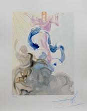 萨尔瓦多·达利 - 版画 - Divne Comedy Heaven Canto 3