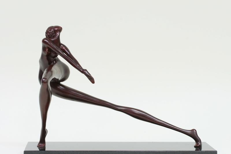 Dominique PRINS - Sculpture-Volume - Cassiopée    (Cat N° 7129)