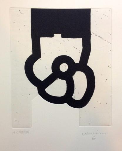 "Eduardo CHILLIDA - Print-Multiple - Jorge Semprún: ""L´Ecriture ou la vie"" (English edition)"