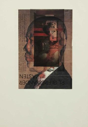 Shozo SHIMAMOTO - Pittura - SENZA TITOLO