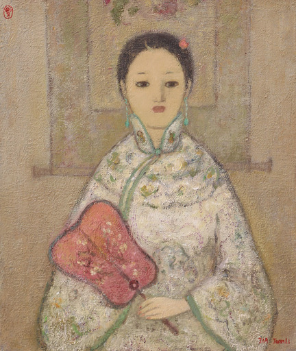JIA Juanli - Gemälde - Chian Jing