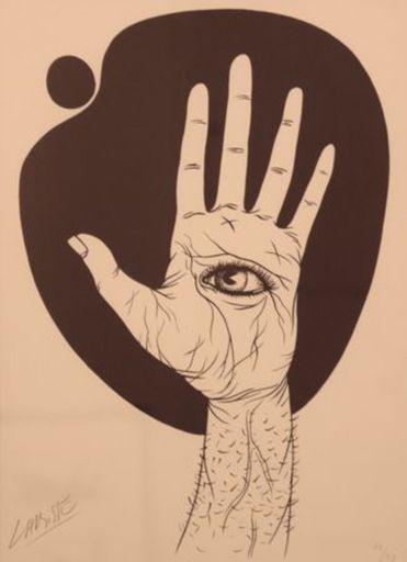 Félix LABISSE - Print-Multiple - Untitled