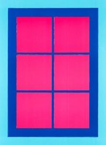 Ugo RONDINONE - Print-Multiple - Window II