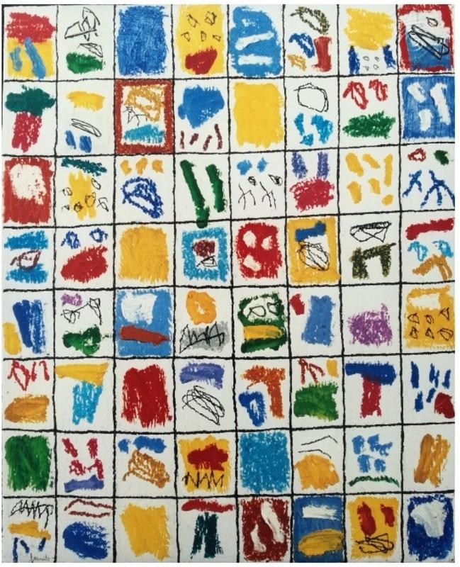 Sergi BARNILS - Pintura - DEIS DIES PROVIDENCIALES 2000