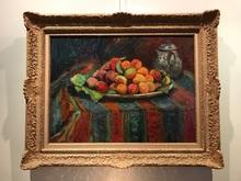 René SEYSSAUD - Painting - nature morte aux fruits