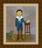 Roman ANTONOV - Painting - Play