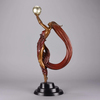 ERTÉ - Sculpture-Volume - The Globe