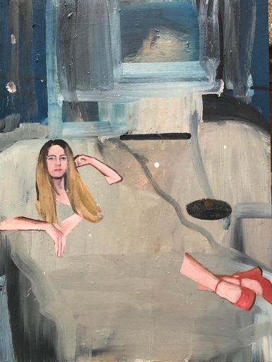 Daniele GALLIANO - 绘画 - Non mi ricordo come ti chiami
