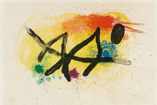 Joan MIRO - Estampe-Multiple - Oeuvre Gravé-céramiques