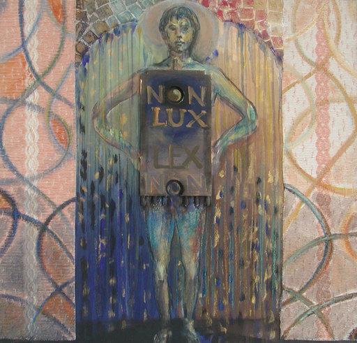 Bruno CECCOBELLI - Pintura - Non lux