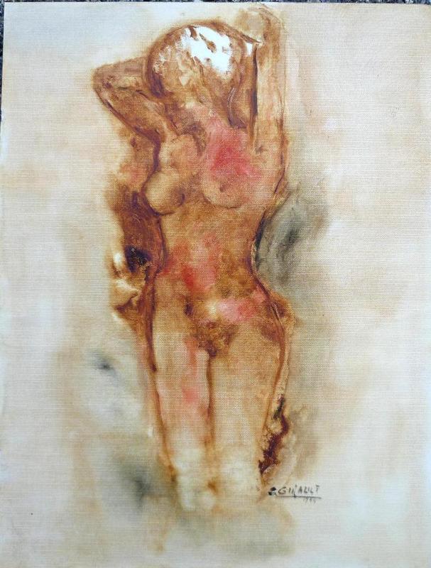 Gaston GIRAULT - 绘画