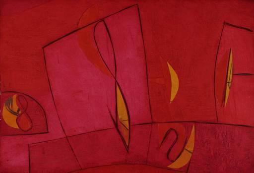 Tommaso CASCELLA - Print-Multiple - Nel giorno assoluto Rosso