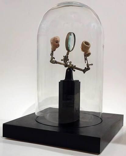 Dominique ZOLADZ - Sculpture-Volume - Face à Face