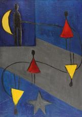 Agata DRAGOWSKA - Painting - Vacation Memories