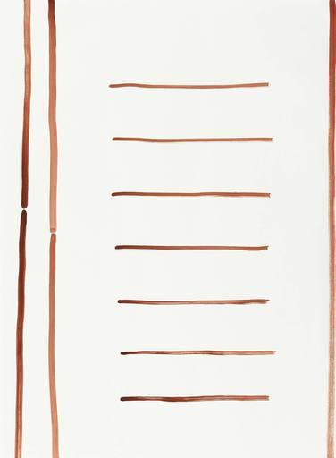 Silvia BÄCHLI - Zeichnung Aquarell - Sans titre (SBA-11-08)