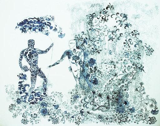 Truong TAN - Pintura - Dynasty of Love