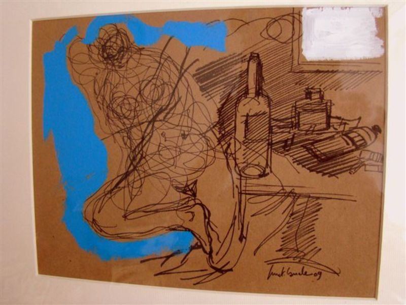 Michel SURET-CANALE - Peinture - MSC03