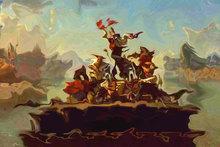 Christoph STEINMEYER - Pintura - Tenessee Waltz