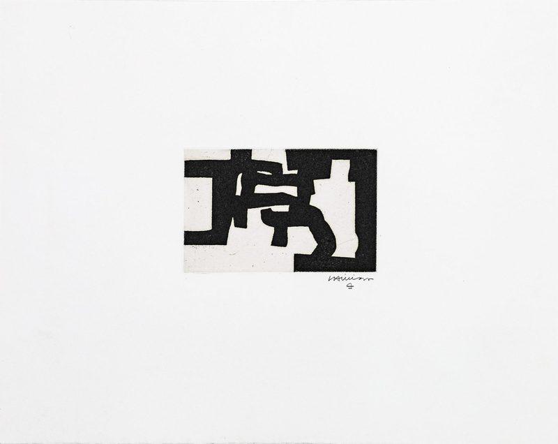 Eduardo CHILLIDA - Print-Multiple - Aurrera