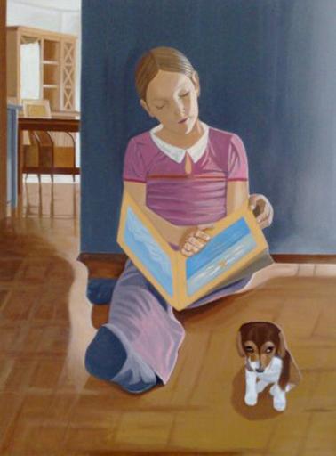 Eva Janina WIECZOREK - Peinture - Freizeit