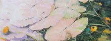 Nadine PILLON - Painting - AU FIL DE L EAU