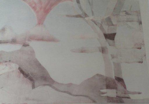 Leiko IKEMURA - Print-Multiple - Paisajes con el monte Fuji 6