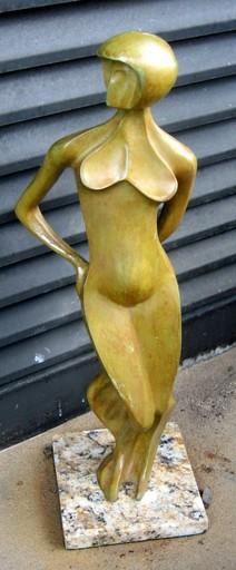 Alexander ARCHIPENKO - Escultura - The glorification of Beauty