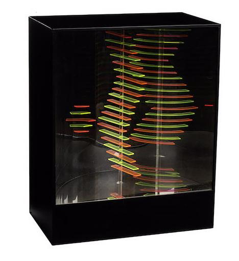 Martha S. BOTO - Sculpture-Volume - Déplacement optique D