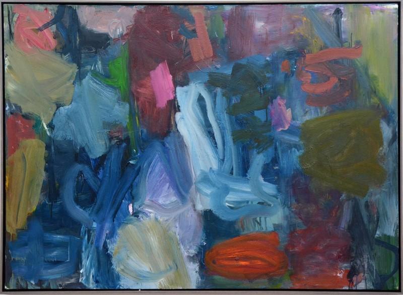 Scott PATTINSON - Painting - Clyde House No 87