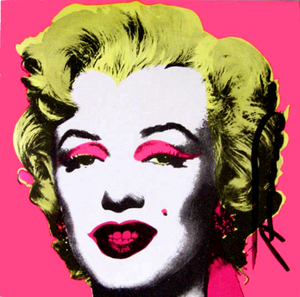 Andy WARHOL, Marilyn Invitation