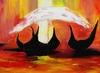 Marie-France BUSSET - Peinture - REVE A VENISE