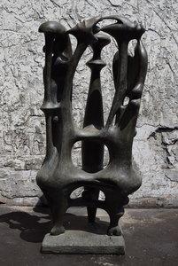 Augustin CARDENAS - 雕塑 - Composition aux trois formes