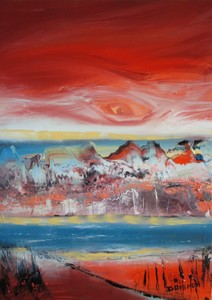 Didier DOIGNON - Pintura - Conscience