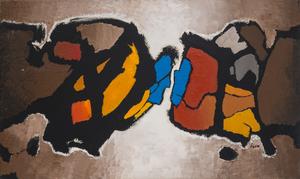 Pierre IGON - Painting - F.I. 78