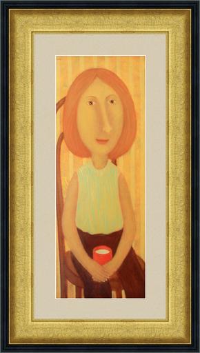 Roman ANTONOV - 绘画 - With a milk