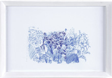 Margherita MOSCARDINI - Drawing-Watercolor - Senza titolo