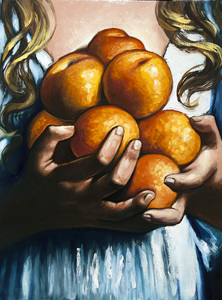 Maurizio CARRIERO - Painting - L'offerta