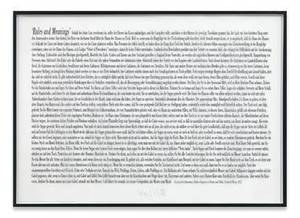 Joseph KOSUTH - Print-Multiple - Rules and Meanings