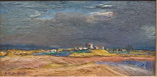 Jean-Claude IMBERT - Pintura - Paysage en Provence