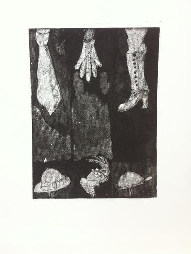 Jacotte SIBRE - Print-Multiple - Au bonheur des dames 1