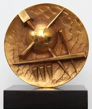 Arnaldo POMODORO - Escultura - Disco