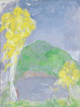 Boris Israelewitsch ANISFELD - Pittura - Autumn