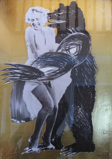 Leonid SOKOV - Print-Multiple - Bear & Marilyn