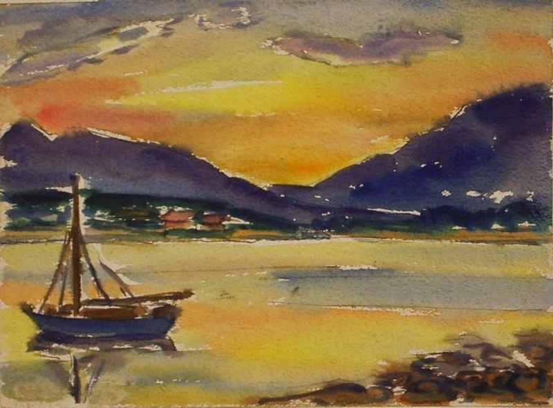 Franz WINNINGER - Pintura