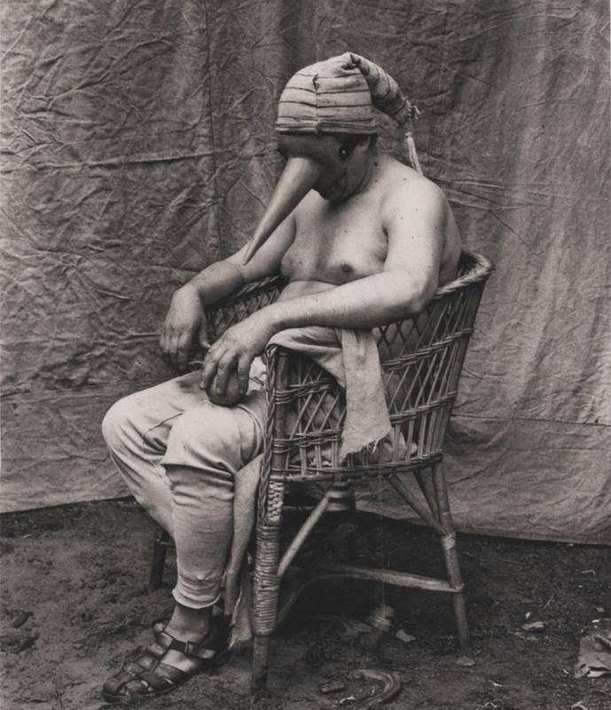 Igor MAKAREVITCH - Fotografia - Diary. From project Homo Lignum