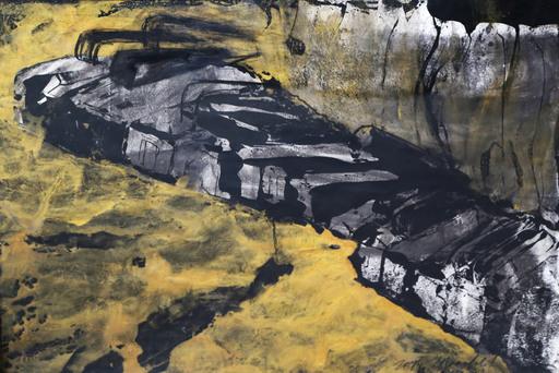 Julia BORNEFELD - Pintura - Untitled